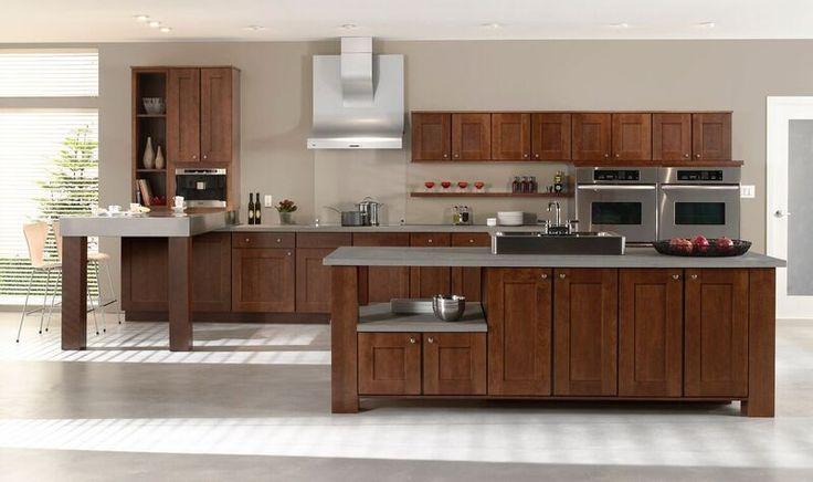Semi Custom Kitchen Cabinets Kitchen Furniture Design Kitchen Cupboard Designs Kitchen Projects Design