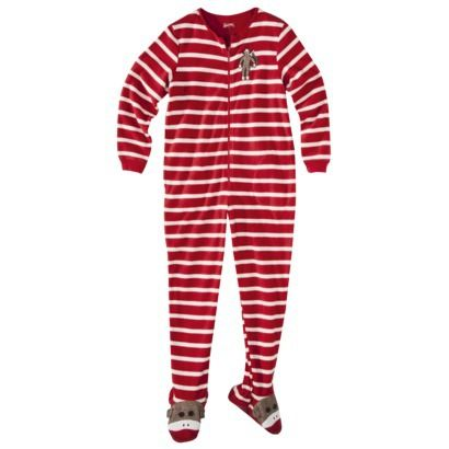 Christmas Footie Pajamas