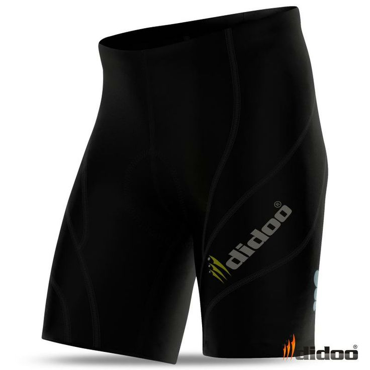 Breathable, Quick-Wicking Lycra Compression Fabric that Increases Blood Circulation and Optimizes Muscle Performance. Lycra material provide super flexibility and keep your body dry. Comfortable for long distance riding. Lightweight and extremely breathable. Performance Moisture wicking and anti-bacterial Coolmax Seat Padding. Leg grippers so that the shorts do not ride up your legs during the ride. High visibility reflective circles  This product is 100% Genuine and come with tags.