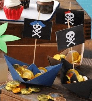 piratenfeestje piraten thema voor je lentefeest piratenschat