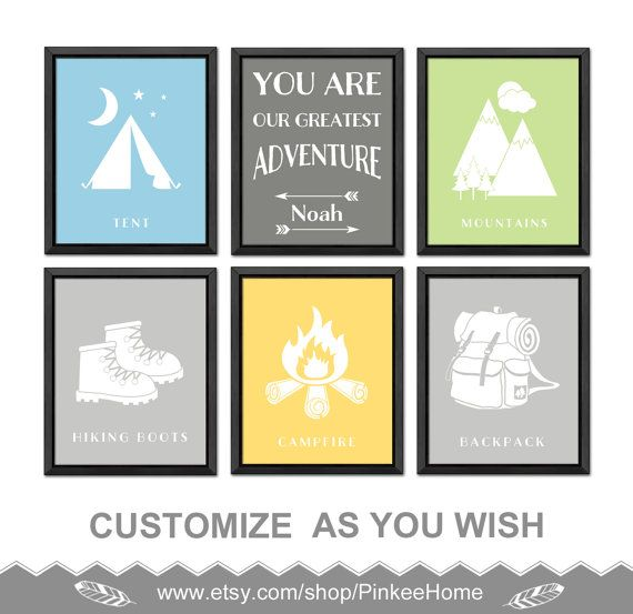 188 best Nursery wall art - kids room decor images on Pinterest ...