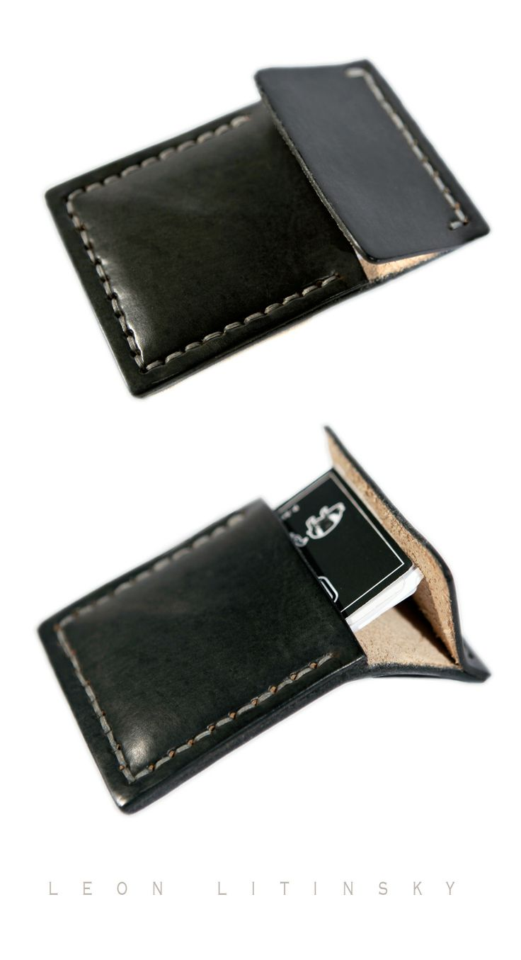 303 Best Leather Cardholder Images On Pinterest Leather Wallets
