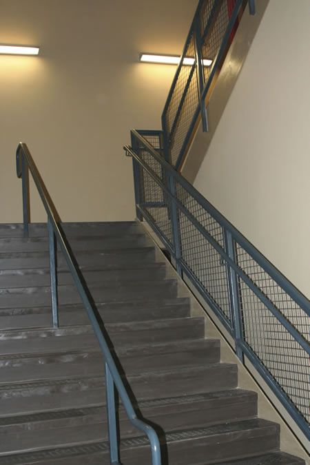 Best Lapeyre Stair Steel Welded Egress Stairs With Images 640 x 480