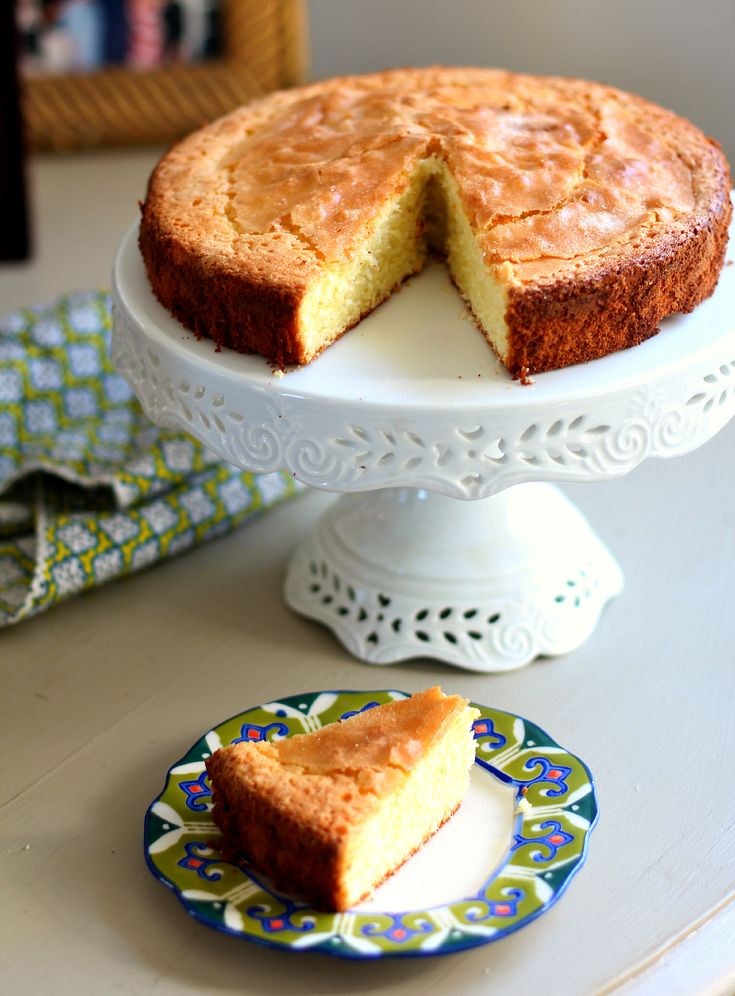 Olive Oil Cake: Delicious Cakes, Olive Oils, Olive Oil Cake, Cakes Cakes, Food Cakes