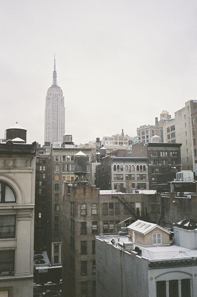 NYC / photo by Brian Woodward