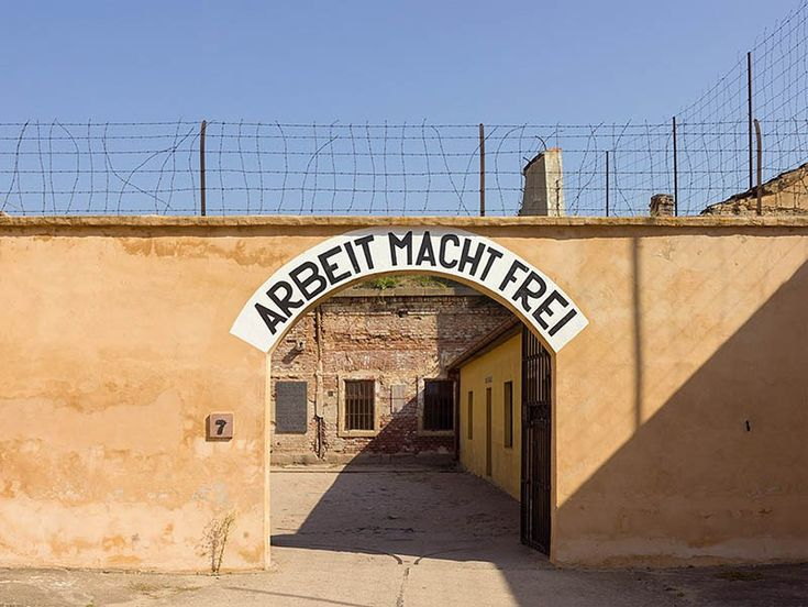 Holocaust: Theresienstadt - Deception and Reality #history  #holocaust