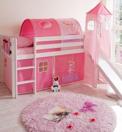 M s de 1000 ideas sobre camas de princesa en pinterest - Cama princesa nina ...