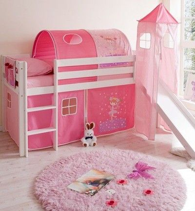M s de 1000 ideas sobre camas de princesa en pinterest - Muebles de princesas ...