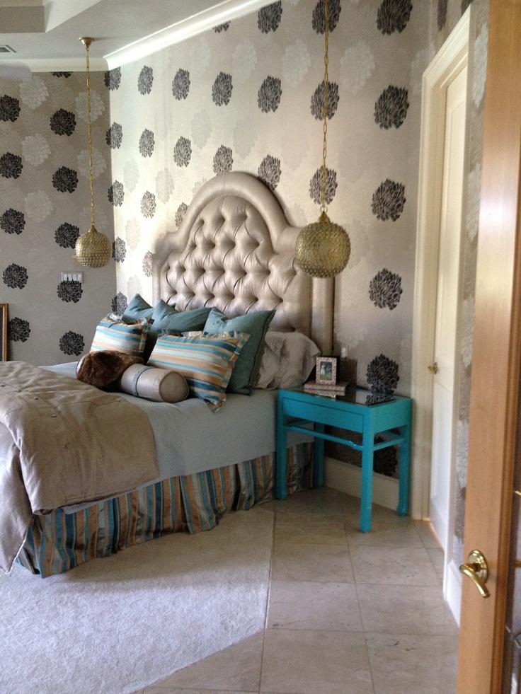 Stunning Glam by Sydney Fiedler Home decor, Bedroom, Decor