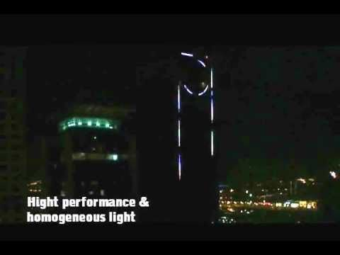 Vista Light Architectural External LED Lighting www.grupo-mci.co.uk