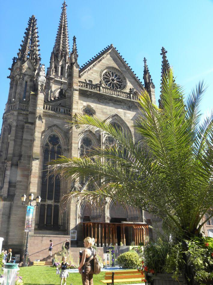 Temple Saint Etienne - #Mulhouse - #Alsace