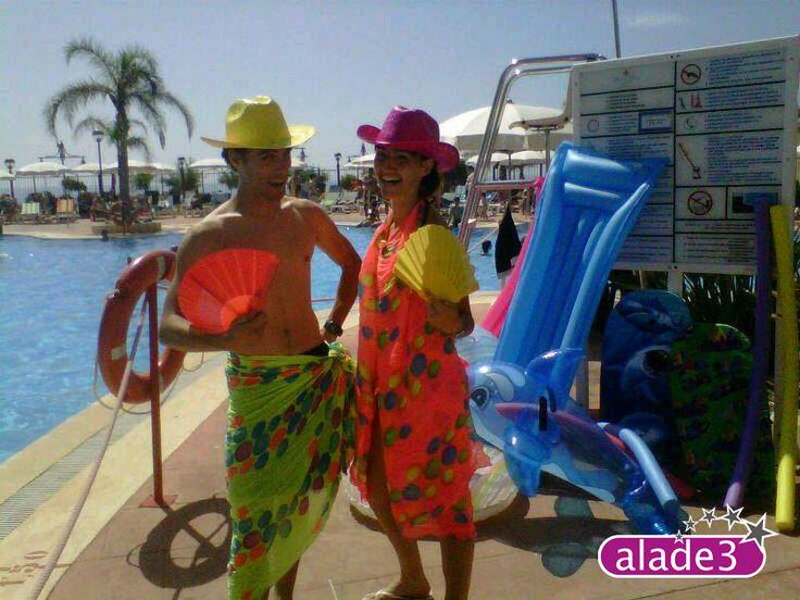 animadores turísticos de Alade3