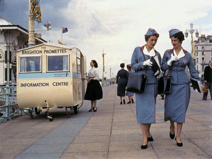 Vintage Brighton