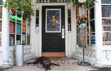 Boxer's Cafe, Huntingdon, PA