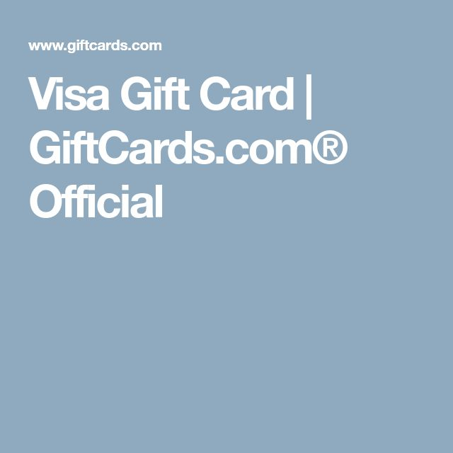 Visa gift card 25 pinterest itunes visa gift card giftcards official negle Gallery