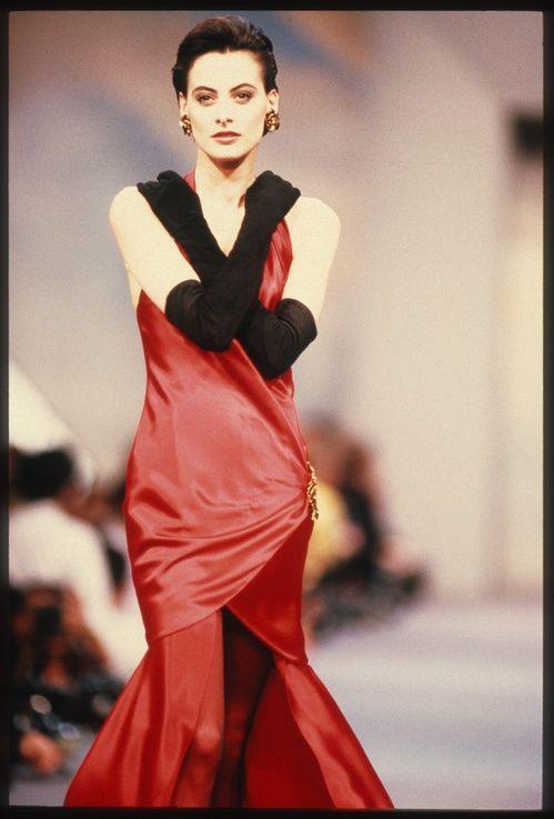 Chanel automne-hiver 1989-1990