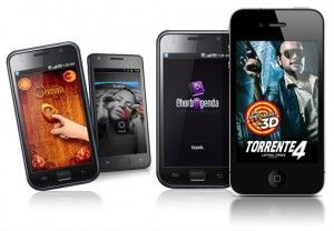 Get awesome gaming apps for your smart phone