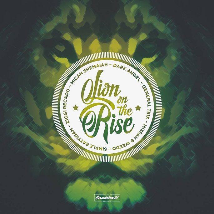 Lion On The Rise Riddim (Soundalize it! Records)  #art-x #Art-X #darkangel #DarkAngel #generaltrix #GeneralTrix #LionOnTheRiseRiddim #LionRiddims #micahshemaiah #MicahShemaiah #Missah #Missah #SimpleRattigan #SimpleRattigan #Soundalizeit #SoundalizeitRecords #Weedo #Weedo #ZiggiRecado #ZiggiRecado