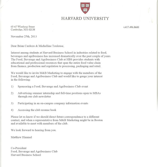 Harvard Invitation Letter To A Friend Of Mine Florida Business - business event invitation letter