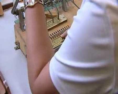 Mundharmonika Herstellung Seydel