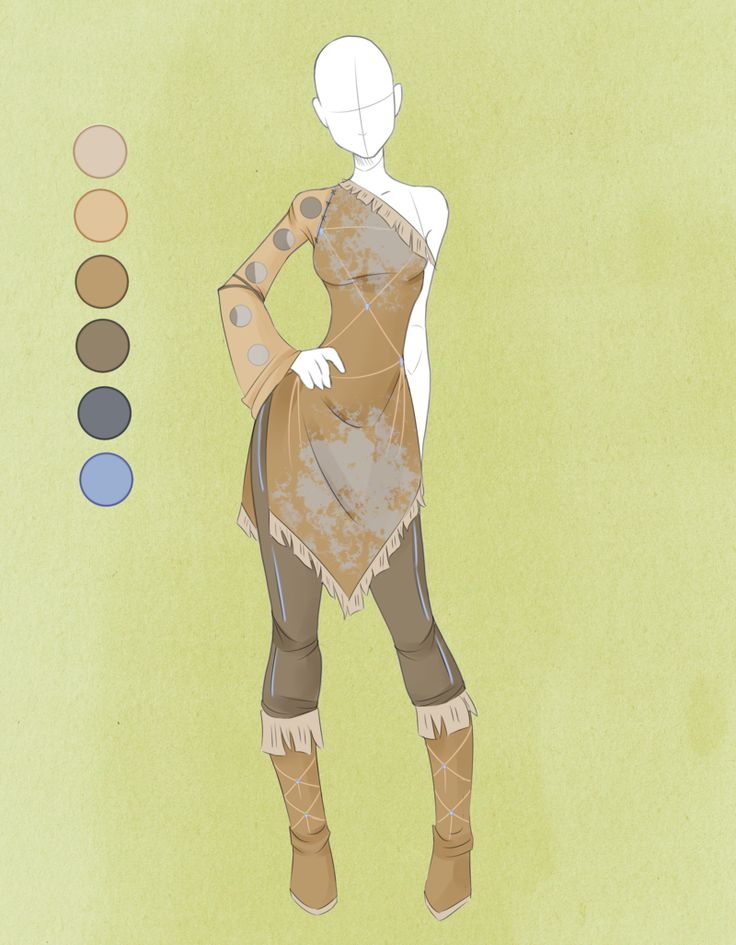 :: Commission Outfit July 13 :: by VioletKy.deviantart.com on @deviantART