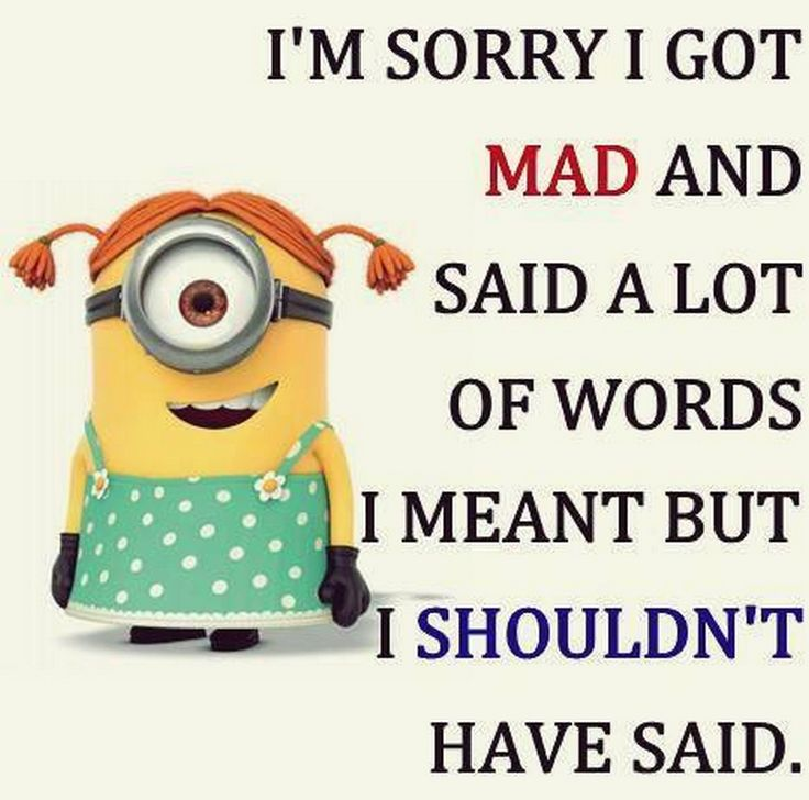Facetious Minions Photos With Quotes (02:27:16 AM, Thursday 03, December  2015 PST)   10 Pics