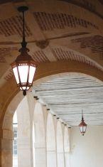 Lampione da appendere per esterni : Modello CITADELLE