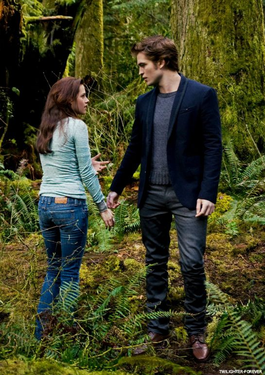 Scene from New Moon