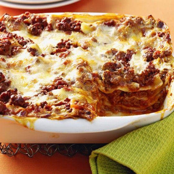 ESSEN & TRINKEN - Lasagne klassisch Rezept