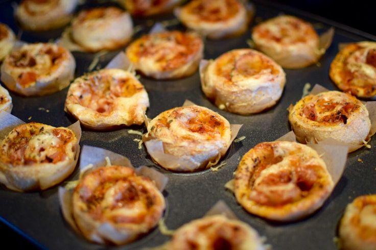 Glutenfria pizzasnurror