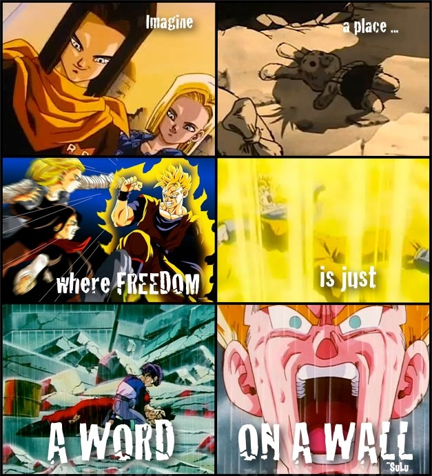 Dragon Ball Z Love Quotes : ... about dragon ball on Pinterest Piccolo, Dragon ball z and Goku