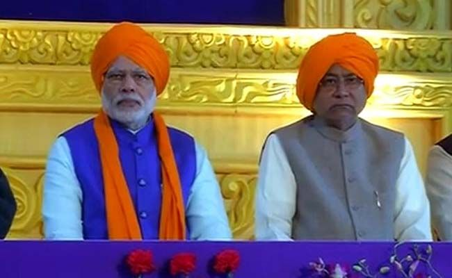 'Remarkable Ability,' Says PM Narendra Modi On Nitish Kumar, Who Backed Notes Ban