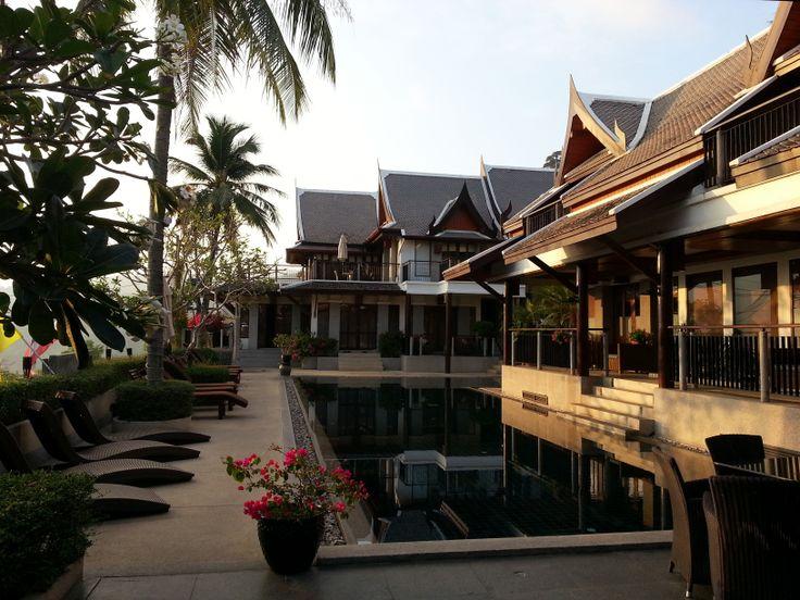 Baan Yin Dee Boutique Resort, Phuket, Thailand.