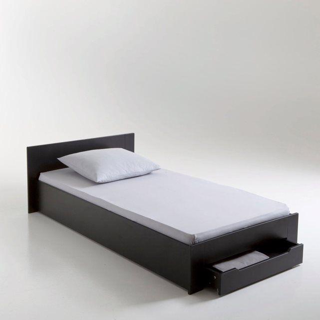 1000 id es sur le th me lit 1 personne sur pinterest lit 90x200 gite norma - Lit 1 personne 90x200 ...