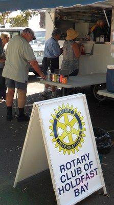 Sunday Market at Brighton Secondary School - Adelaide