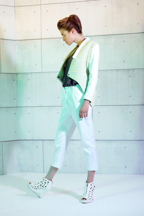 Minttu Blazer & Satu Trousers