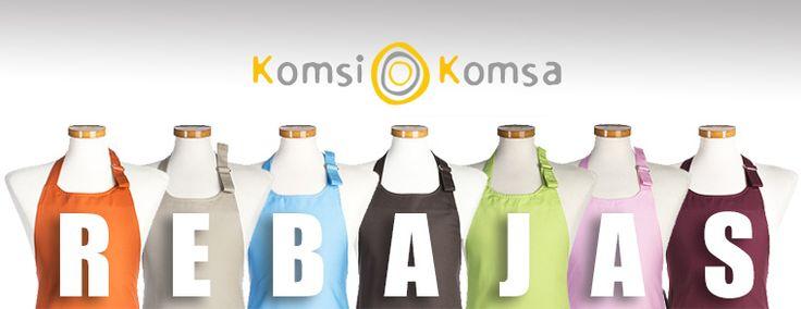 #Rebajas de enero en KomsiKomsa