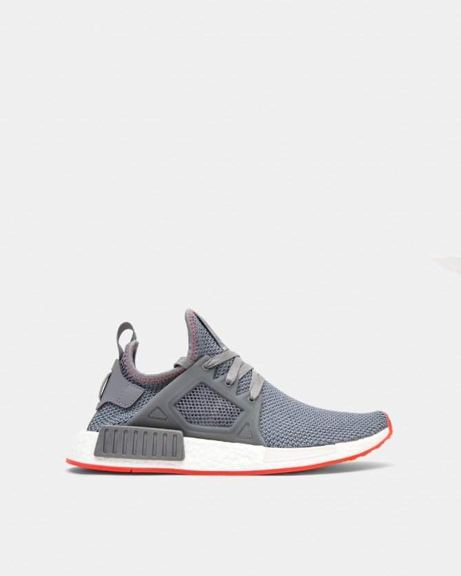 new styles 53681 efeac adidas - NMD XR1 (Grey  Solar Red)~CLICK TO BUY~