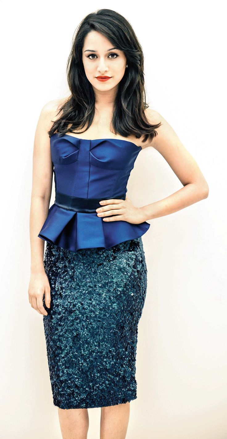Shradha scores high on glam quotient! #ShraddhaKapoor #follow4follow #Hot…