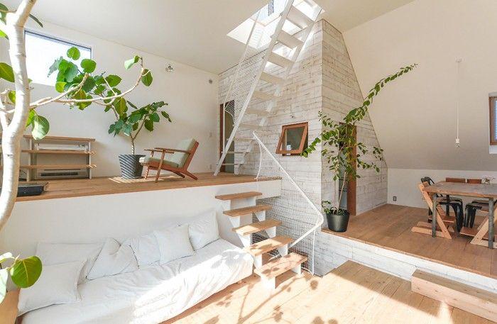 """家の中につくられた"""" 外""""戸外のような開放感と自由さ、変化を楽しむ"""