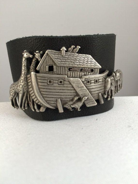 Noah's Ark Bracelet by BlessedDesignsNC on Etsy