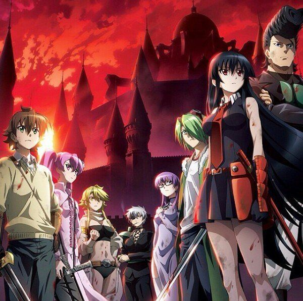146 Akame Ga Kill Hd Wallpapers Backgrounds Wallpaper Abyss