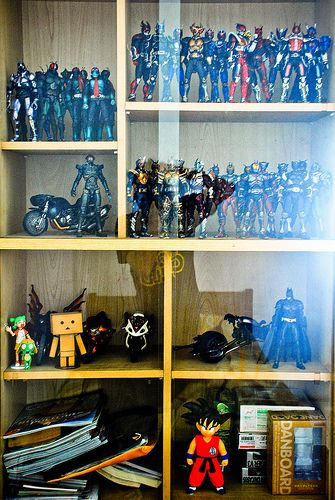 The Best Ways To Display Your Action Figure Collection