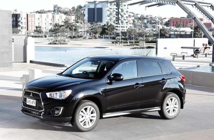 2013 #MitsubishiASX Aspire 4WD DiD in black #LoveThatCar http://www.mitsubishi-motors.com.au/vehicles/asx?cid=pinterestASX