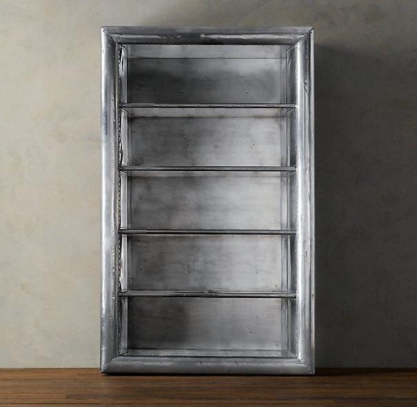 Aviator Bookcase, Restoration Hardware $2,295
