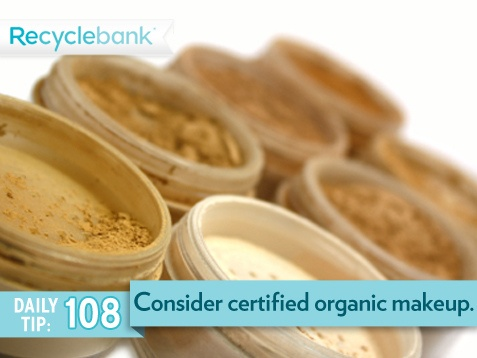 Consider certified organic makeup. Even switching out one product makes a difference!Magnolias Minerals, Minerals Makeup, Minerals Foundation, Expert Beautiful, Makeup Danger, Lures Beautiful, Beauty, Health, Makeup Fiend