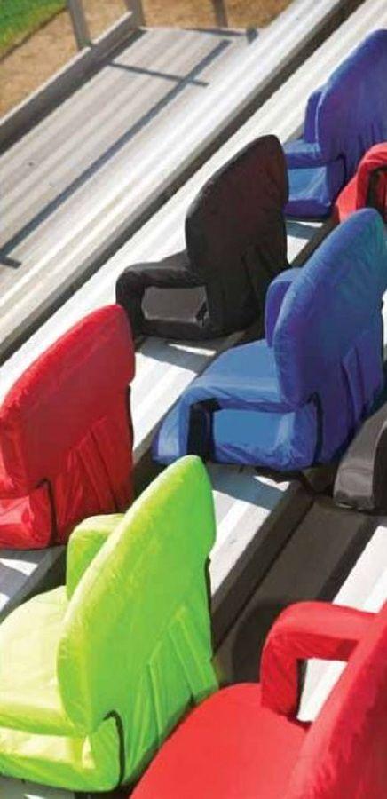 The Crazy Heifer - Reclining Bleacher Seat , $64.95 (http://www.thecrazyheifer.com/bleacher-seat-by-picnik-time-618-00/)