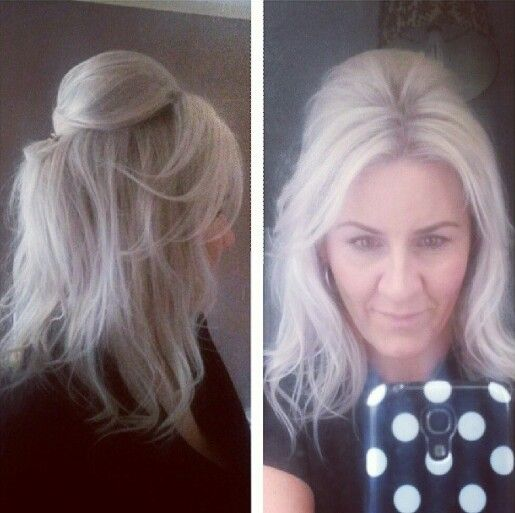 Bardot Inspired Half Down Hairstyle Everyday