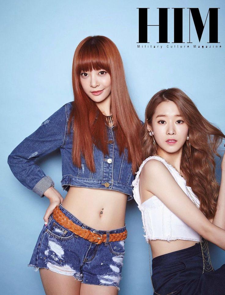 Melody Day Yoomin & Yein - HIM Magazine