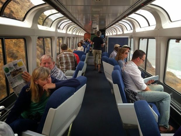 What a Train Trip From L.A. to S.F. Can Teach Us About California's High-Speed Rail Future